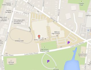 Mvmms parking map