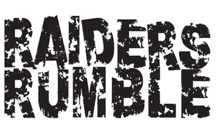 Raiders Rumble logo