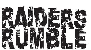 Raiders Rumble logo